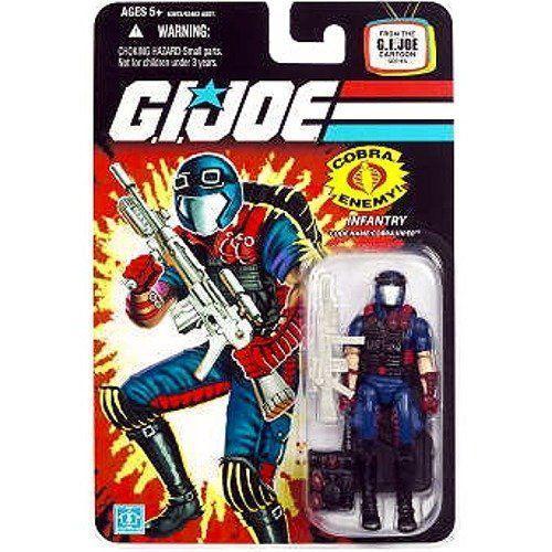 G.I. JOE G.I.ジョー Hasbro ハスブロ 25th Anniversary 3 3/4' Wave 7 アクションフィギュア Infantry [