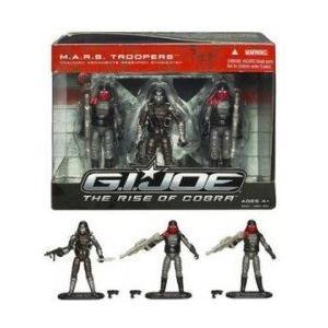 G.Iジョー Movie 3 Pack アクションフィギュア Box Set 38439 131002fnp