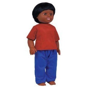 Get Ready Kids African American Boy Doll ドール 人形 フィギュア