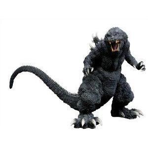 Gigantic Series : Godzilla (ゴジラ) 2001 フィギュア おもちゃ 人形