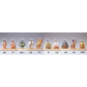 Gotou Hakata Doll Nou Kumano No.0790 ドール 人形 フィギュア