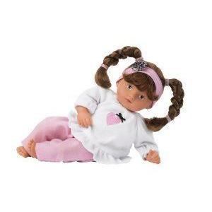 Gotz Dolls Mini Muffin 8 - Brunette ドール 人形 フィギュア