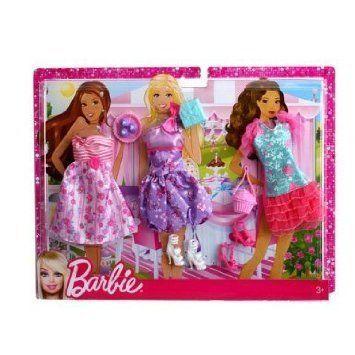 Great Fashionistas Barbie(バービー) Dress Kit Version 1 ドール 人形 フィギュア
