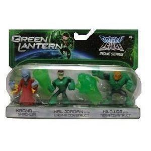 緑 Lantern (グリーンランタン) Action League Movies Series アクションフィギュアs & Accessories,
