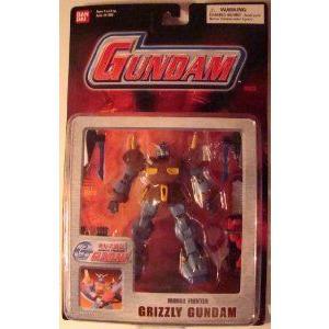 Gund (ガンド) am Moblie Fighter Grizzly Gund (ガンド) am フィギュア おもちゃ 人形