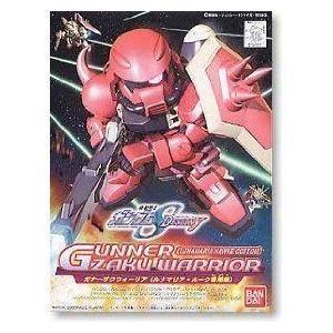 Gundam ガンダム SD-281 Gunner Zaku Warrior フィギュア 人形 おもちゃ