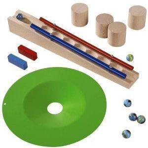 HABA Marble Runs Meadow Funnel ブロック おもちゃ