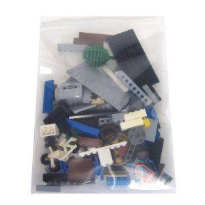 Half Pound (8 oz.) LEGO (レゴ) R Bricks Lot #43 ブロック おもちゃ