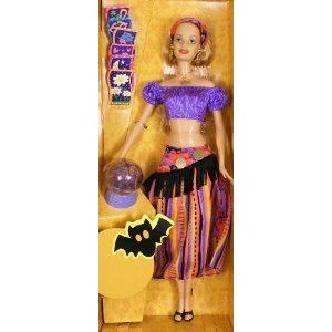 Halloween Fortune Barbie(バービー) Fortune Teller doll Target Exclusive ドール 人形 フィギュア