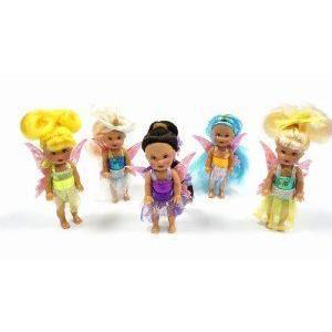 Harbour Toys - 6 Assorted Fairy Angel Dolls ドール 人形 フィギュア