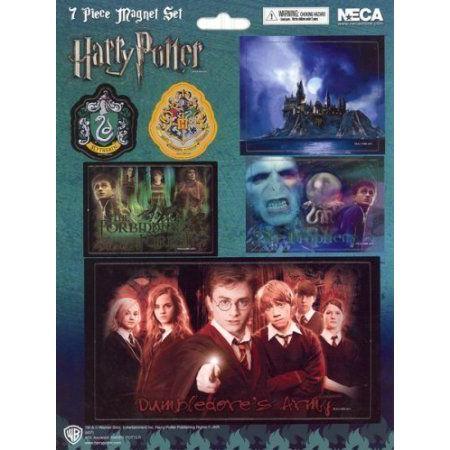 Harry Potter (ハリーポッター) 7 Piece Magnet Set フィギュア おもちゃ 人形