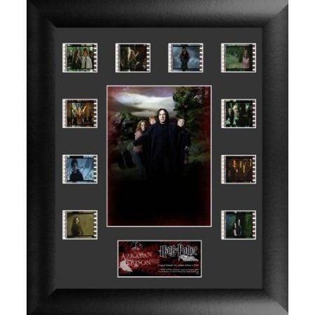 Harry Potter (ハリーポッター) and the Prisoner of Azkaban (Series 4) Mini Montage Film Cell Presen