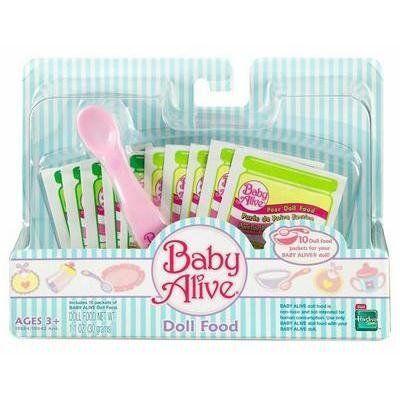 Hasbro ハスブロ Baby Alive Food Accessory Pack フィギュア ダイキャスト 人形