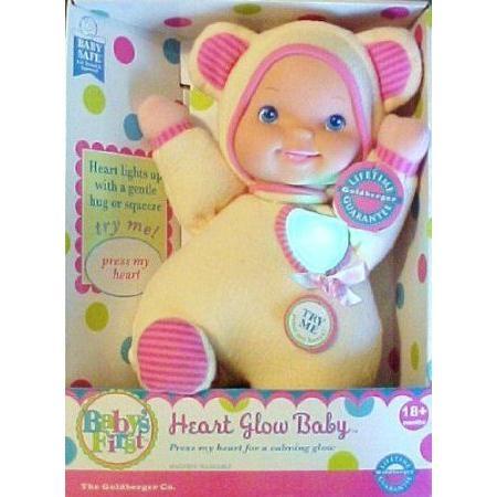 Heart Glow Baby, Baby's First, 黄 ドール 人形 フィギュア
