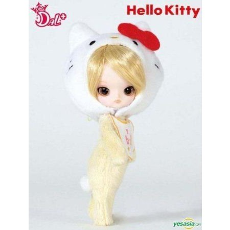 Hello Kitty(ハローキティ) Little Pullip(プーリップ) Dal Baby Doll Japan Exclusive By Sanrio ドー