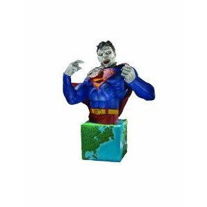 Heroes of the DC Universe: Bizarro Bust フィギュア おもちゃ 人形