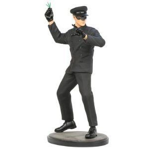 Hollywood Collectibles 緑 Hornet: Bruce Lee (ブルースリー) As Kato 1:6 Scale Statue フィギュア