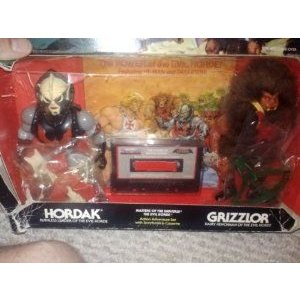 Hordak Grizzlor 2 Pack 1985 Very Rare Masters of the Universe