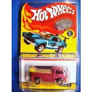 Hot Wheels (ホットウィール) Neo-Classics Series 5 Beach Bomb ピックアップ 6/6 ピンク 限定品 1:64 ス