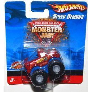 Hot Wheels (ホットウィール) Speed Demons Anger Management ミニカー ミニチュア 模型 プレイセット自