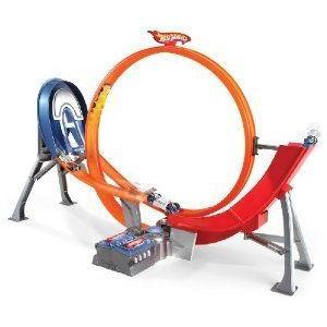 Hot Wheels (ホットウィール) Starter Set Track Set ミニカー ミニチュア 模型 プレイセット自動車 ダイ