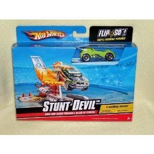 Hot Wheels (ホットウィール) Stunt Devil
