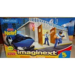 Imaginext Police Station