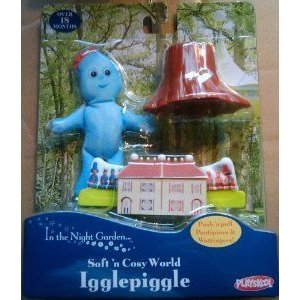 In the Night Garden Soft Cozy World Igglepiggle Playset