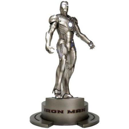 Iron Man (アイアンマン) : Movie Mark II Fine Art Statue フィギュア おもちゃ 人形
