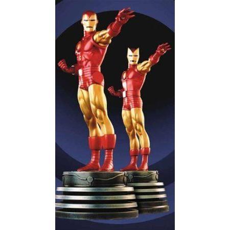 Iron Man (アイアンマン) Mini Statues by Bowen Designs! フィギュア おもちゃ 人形