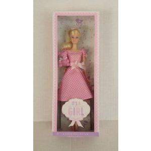 Its A Girl Barbie(バービー) Doll- Barbie(バービー) Collector ドール 人形 フィギュア