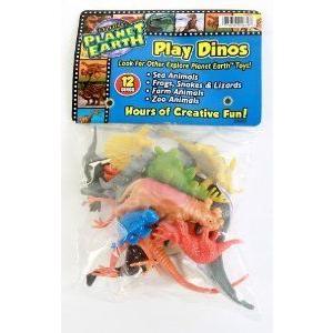 Ja-Ru Planet Earth Prehistoric Dinosaurs フィギュア おもちゃ 人形