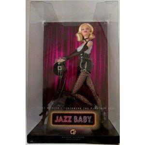 Jazz Baby Cabaret Dancer Barbie(バービー) (Blonde) ドール 人形 フィギュア
