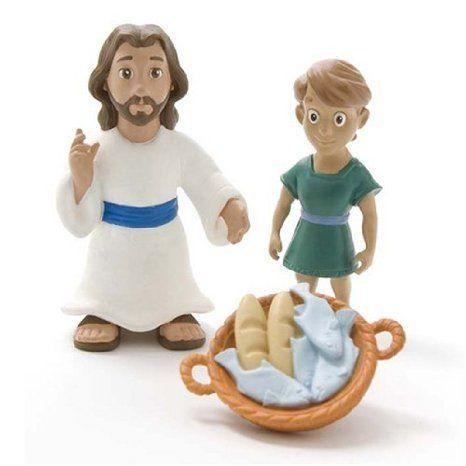 Jesus Feeds the 5000 アクションフィギュア