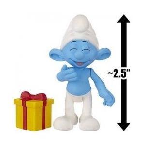 Jokey Smurf: The Smurfs Escape from Gargamel ~2.5 ミニフィギュア Pack 131002fnp