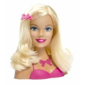 Just Play Barbie(バービー) Styling Head ドール 人形 フィギュア