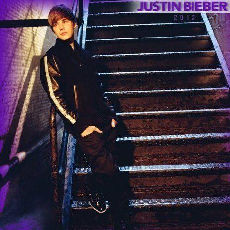Justin Bieber 2012 12X12 Square Wall (Trade) Calendar [Calendar] + Free Pack Of Justin Bieber Sill