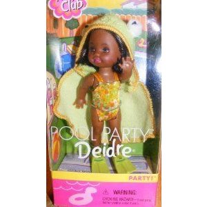 Kelly Doll Pool Party Deidre (2001) ドール 人形 フィギュア