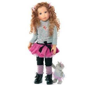 Kidz N' Cats Ariane 18 Doll ドール 人形 フィギュア