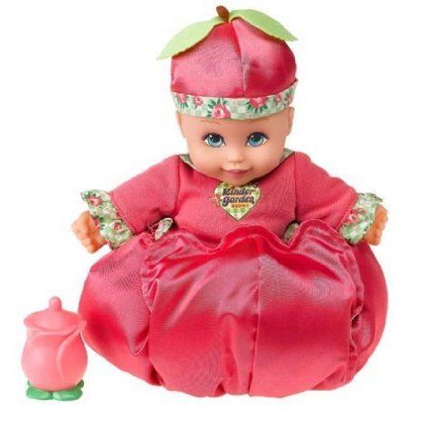 Kinder Garden Babies: Rose ドール 人形 フィギュア