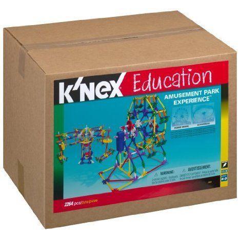 K'NEX (ケネックス) Education - Amusement Park Experience ブロック おもちゃ