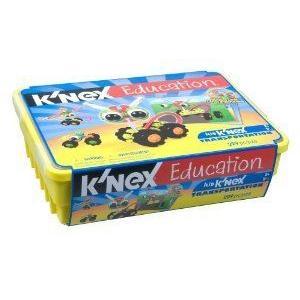 K'NEX (ケネックス) Education - Transportation ブロック おもちゃ