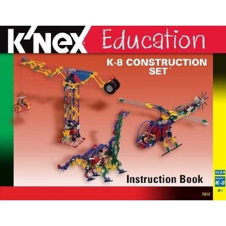 KNEX 79818 Education K-8 General Construction Set ブロック おもちゃ
