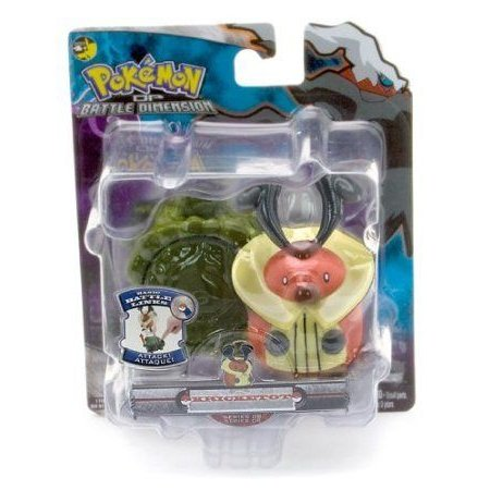 Kricketot - Jakks Pacific Pokemon (ポケモン) Diamond and Pearl Battle Dimension Basic Battle Links