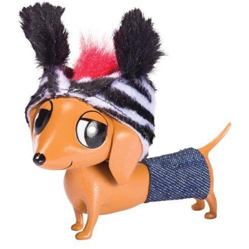 La Dee Da: Dee's Dog Le Bun's Closet: Safari Dreams フィギュア ダイキャスト 人形