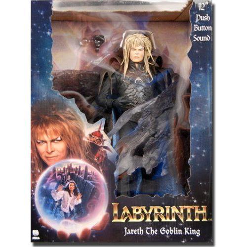 Labyrinth: Jareth 12-Inch アクションフィギュア (With Sound) フィギュア 人形 おもちゃ
