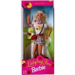 Ladybug Fun Barbie(バービー) ドール 人形 フィギュア