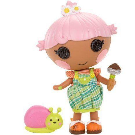 Lalaloopsy Littles Petal Flowerpot Doll ドール 人形 フィギュア