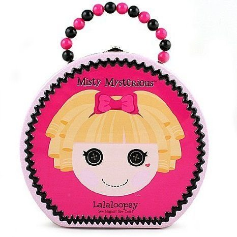 Lalaloopsy Tin Lunchbox - Misty Mysterious フィギュア おもちゃ 人形