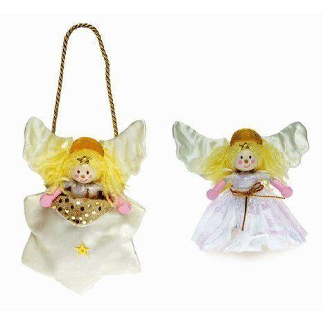 LE TOY VAN - Aimee Angel & Star Bag ドール 人形 フィギュア